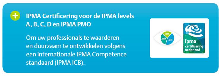 informatie over ipma certificering