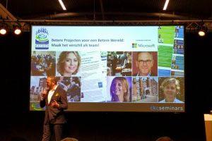Een inspirerende en leerzame 13e editie van de Projectmanagement Parade