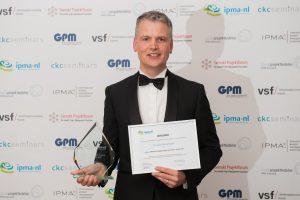 IPMA-NL Project manager van het jaar award 2017