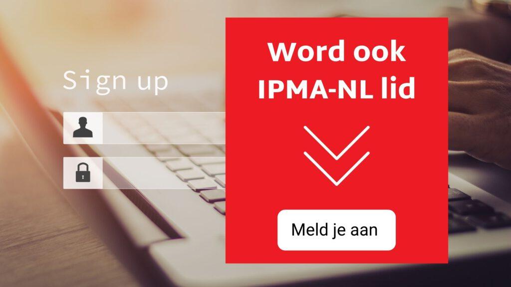IPMA-NL lidmaatschap