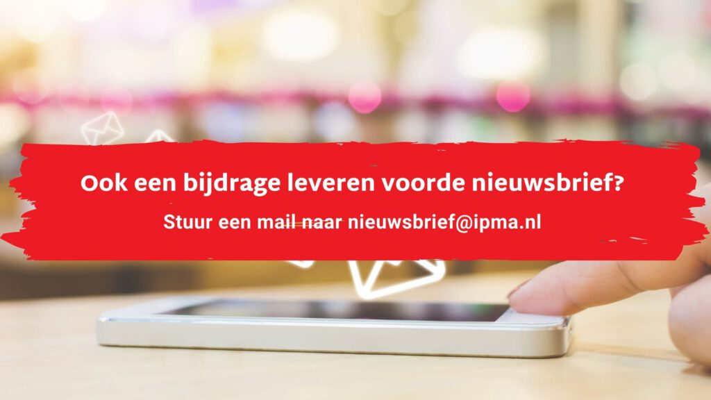 IPMA NL nieuwsbrief