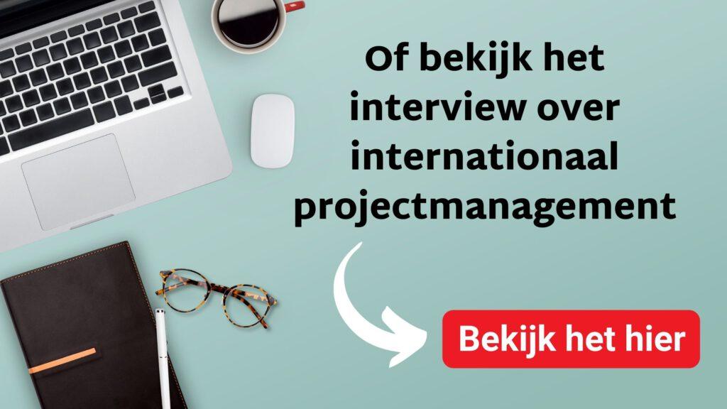 IPMA internationaal projectmanagement