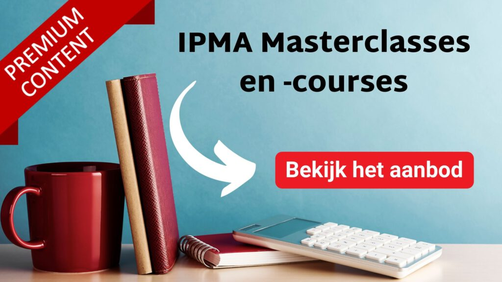 IPMA Masterclasses en -courses